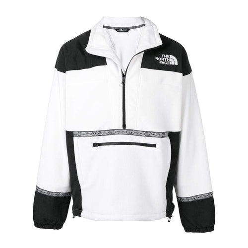 THE NORTH FACE 92 Rage Fleece Anorak, White-OZNICO