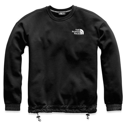 THE NORTH FACE 92 Rage Fleece Crewneck Sweatshirt, Black-OZNICO