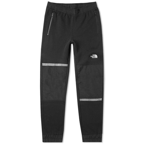 THE NORTH FACE 92 Rage Fleece Pant, Black-OZNICO