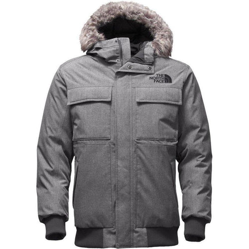 THE NORTH FACE Gotham II Jacket, Medium Grey-OZNICO
