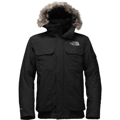 THE NORTH FACE Gotham Jacket III, Black-OZNICO