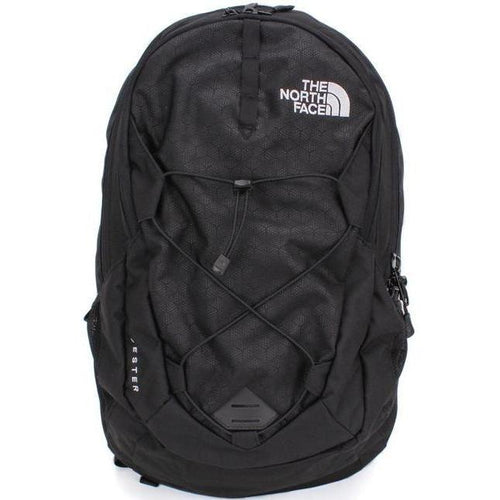 THE NORTH FACE Jester Backpack, Black-OZNICO