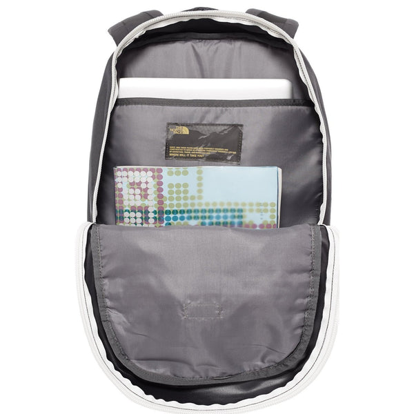 THE NORTH FACE Jester Backpack, Grey-OZNICO