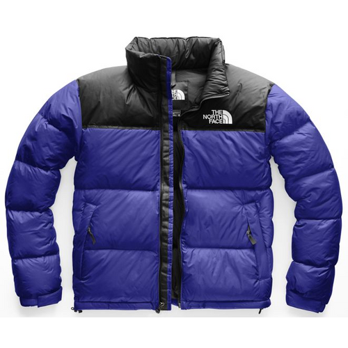 THE NORTH FACE Men's 1996 Retro Nuptse Jacket, Aztec Blue-OZNICO