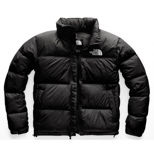 THE NORTH FACE Men's 1996 Retro Nuptse Jacket, Black-OZNICO