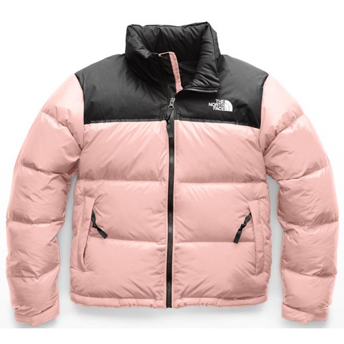 THE NORTH FACE Men's 1996 Retro Nuptse Jacket, Misty Rose-OZNICO