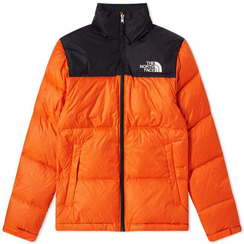 THE NORTH FACE Men's 1996 Retro Nuptse Jacket, Persian Orange-OZNICO