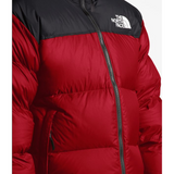 THE NORTH FACE Men's 1996 Retro Nuptse Jacket, Red-OZNICO