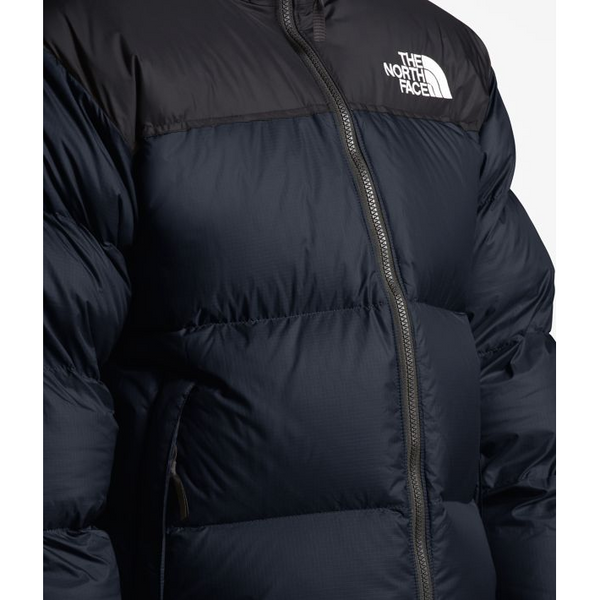 67813bdf8 wholesale north face puffer jacket navy 892d0 00436