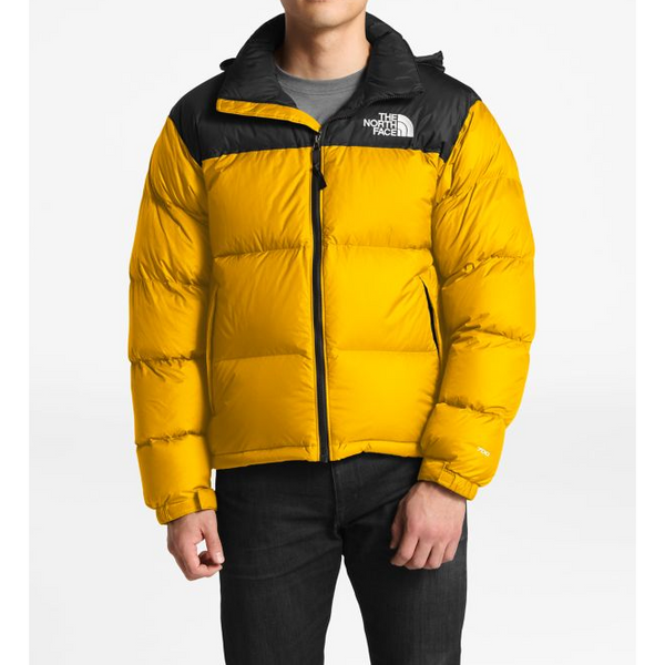 a86e209f9 usa yellow north face puffer jacket 8b21d 1097c
