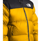 THE NORTH FACE Men's 1996 Retro Nuptse Jacket, Yellow-OZNICO