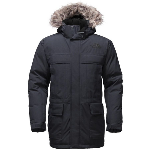 THE NORTH FACE Men's McMurdo Parka, Navy-OZNICO