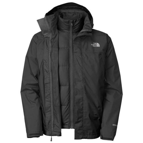 THE NORTH FACE Mountain Light Triclimate Jacket, TNF Black-OZNICO