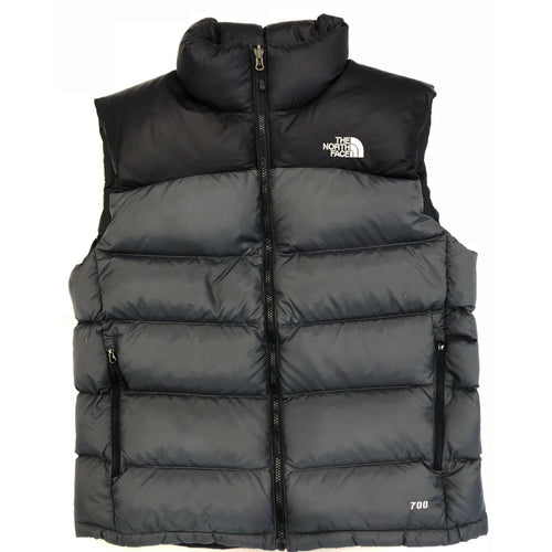 THE NORTH FACE Nuptse 2 Vest, Asphalt Grey-OZNICO
