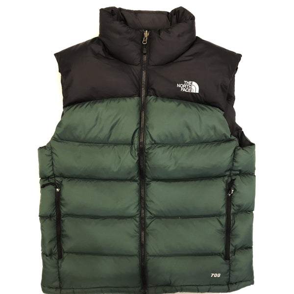 THE NORTH FACE Nuptse 2 Vest, Noahgn/ TNF Black-OZNICO