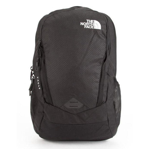 THE NORTH FACE Vault Backpack, Black-OZNICO