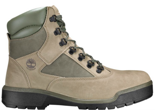 "TIIMBERLAND 6"" Men's Field Boot, Covert Green-OZNICO"