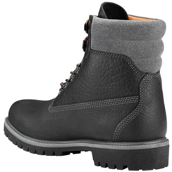 "TIMBERLAND 6"" Premium 640 Below Men's Boot, Black-OZNICO"
