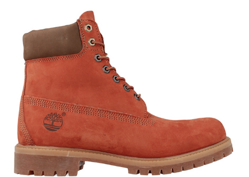 "TIMBERLAND 6"" Premium Men's Boots, Burnt Orange-OZNICO"