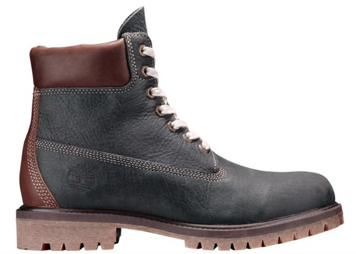 "TIMBERLAND 6"" Premium Men's Boots, Forged Iron-OZNICO"