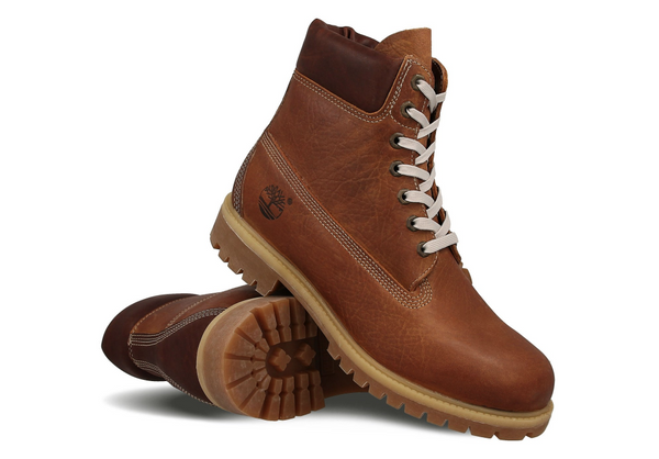 "TIMBERLAND 6"" Premium Men's Boots, Sundown-OZNICO"