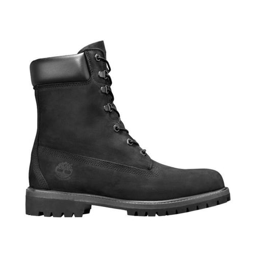 "TIMBERLAND 8"" Premium Men's Boot, Black-OZNICO"