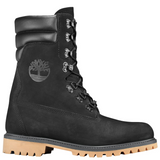 TIMBERLAND Winter Extreme Shearling Super Boots, Black-OZNICO