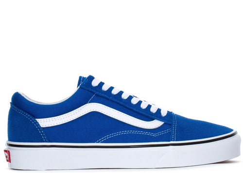 VANS Old Skool, Lapis Blue/ True White-OZNICO