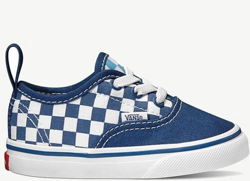 VANS (TD) Authentic Elastic, Checkerboard-OZNICO
