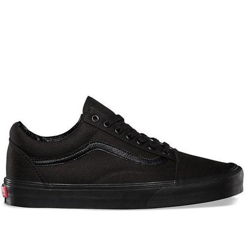 VANS UA Old Skool, Black-OZNICO