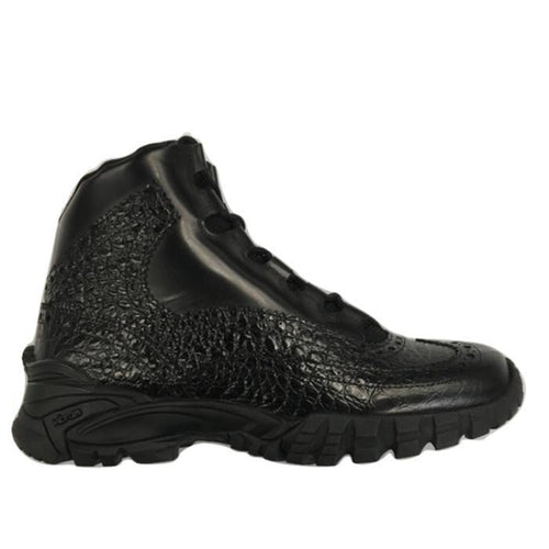 VERSACE Classic Style Mountain Boots-OZNICO