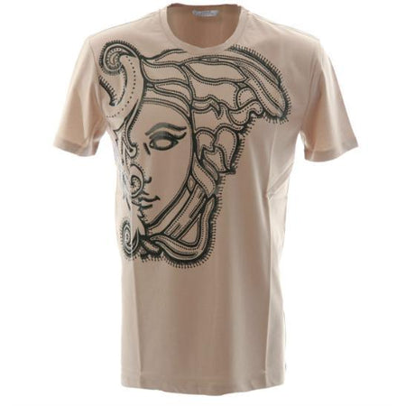 VERSACE COLLECTION Medusa Print T-Shirt, White
