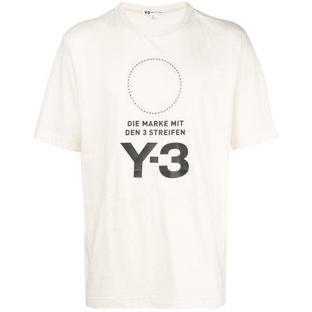 Y-3 Back Logo Crewneck, Black