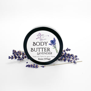 All Natural Body Butter Lavender