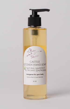 Hand Soap, Kitchen Blend