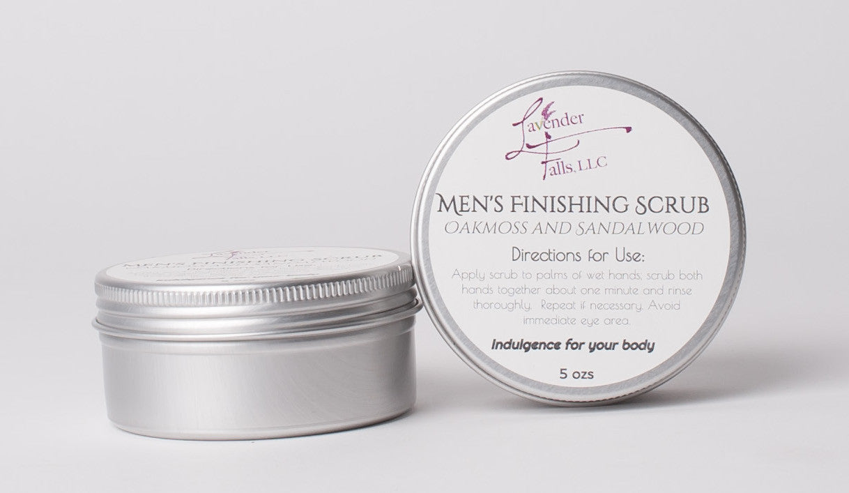 Men's Finishing Scrub