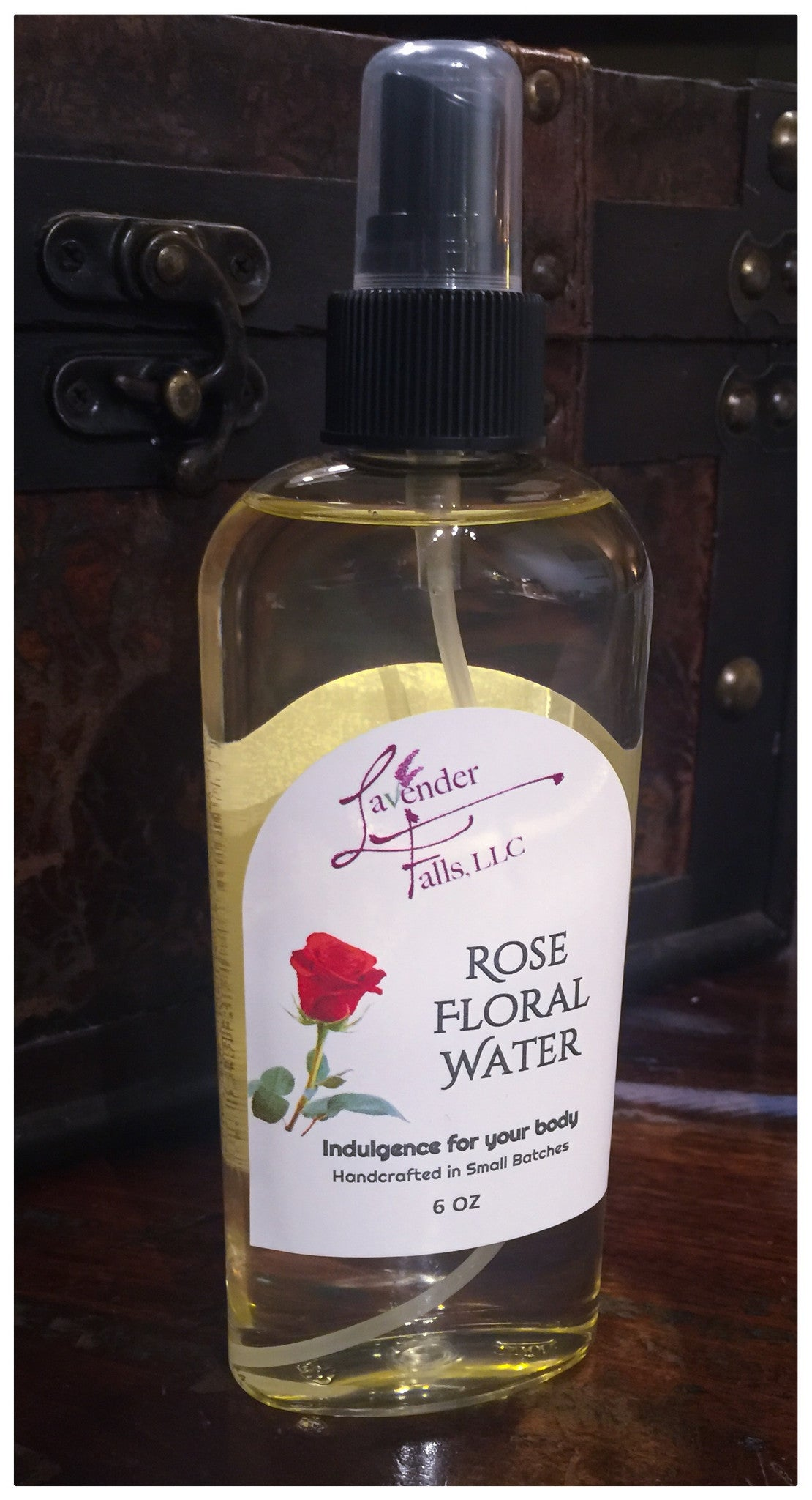 Floral Water Rose