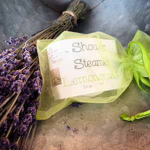 Shower Steamer Lemongrass