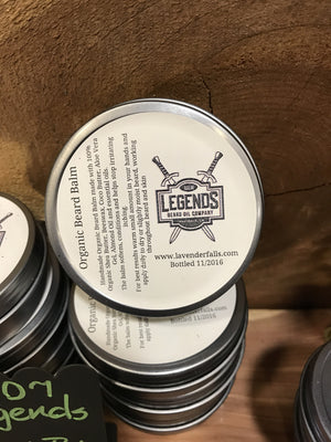 Legends Beard Balm 107 Sandalwood and Oakmoss