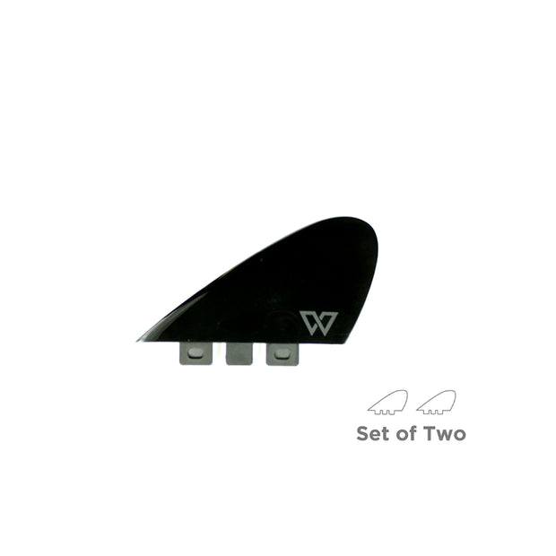 Softboard Keel Fin Set