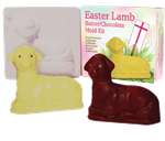 Easter Lamb Butter Mold