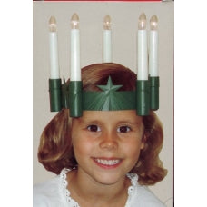 Lucia Crown--Feast of St. Lucy
