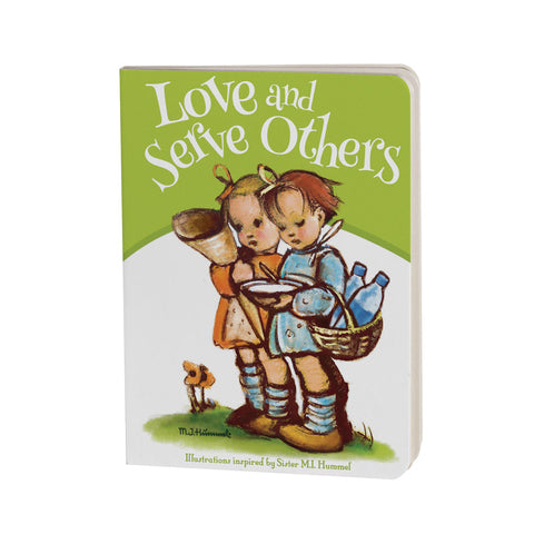 Love and Serve Others Board Book
