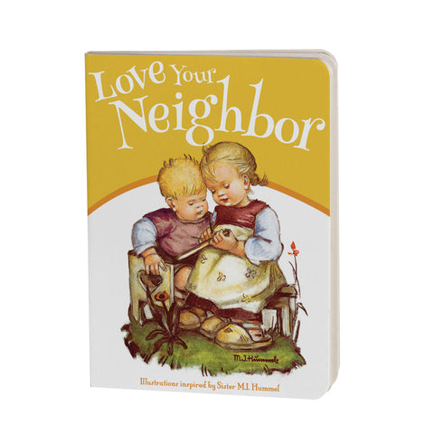 Love Your Neighbor Board Book