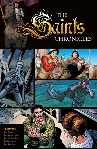 Saints Chronicles: Volume 1
