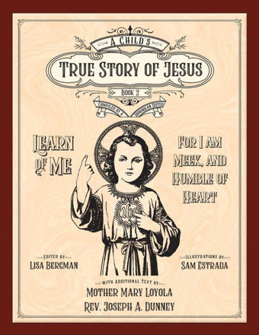 A Child's True Story of Jesus Book 2