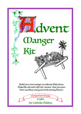 Advent Manger Kit