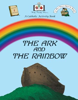 Activity Book: Ark and the Rainbow