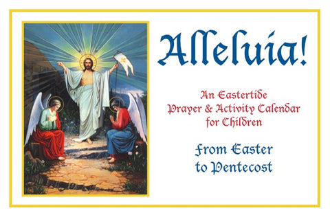 1 Alleluia! Eastertide Calendar for Children