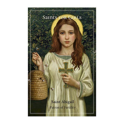 Pocket Folder: Saints for Girls